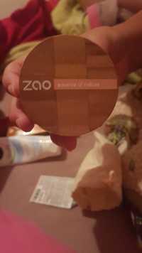 ZAO - Essence of nature - Fond de teint poudre