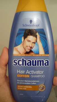 Schwarzkopf - Schauma hair activator - Coffein shampoo