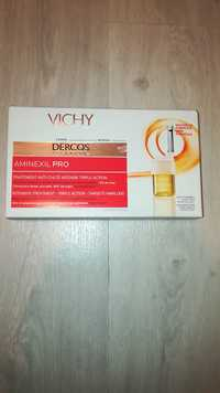 VICHY - Dercos aminexyl pro - Traitement anti-chute femme