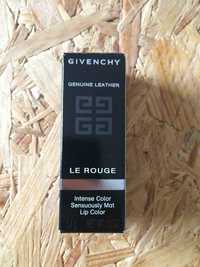 Givenchy - Genuine leather le rouge - Lip color