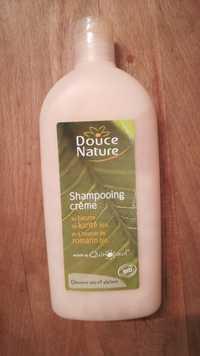 Douce Nature - Shampooing crème karité et romarin bio