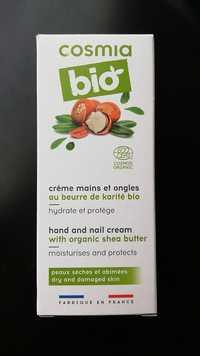 Cosmia - Bio Crème mains et ongles au beurre de karité bio