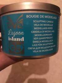 PEGGY SAGE - Lagoon island - Bougie de modelage