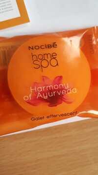 NOCIBÉ - Harmony of Ayurveda - Galet effervescent
