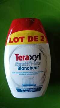 TERAXYL - Dentifrice blancheur