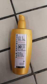 LES COSMÉTIQUES DESIGN PARIS - Sun protection - Lait solaire 0% parfum visage & corps