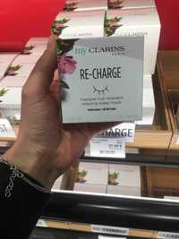 Clarins - Re-charge - Masque nuit relaxant