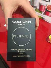 Guerlain - L'essentiel - Fond de teint éclat naturel IP 20