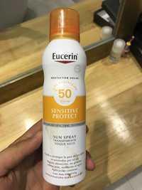 Eucerin - Protector solar - Sun spray transparente