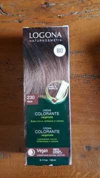 Logona - 230 teck - Crème colorante végétale bio