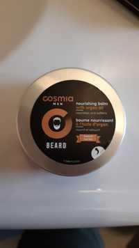 COSMIA - Men beard - Baume nourrissant à l'huile d'argan