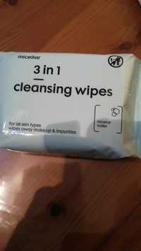 Hema - 3 in 1 Cleansing wipes