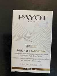 PAYOT - Design lift patch yeux