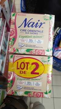 Nair - Cire orientale aux sucres