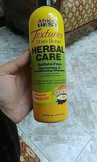 Africa's Best - Herbal care - Moisturizing & conditioning shampoo