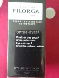 Filorga - Optim-eyes - Contour des yeux