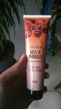 LA VIE EST À NOUS - Oasis de Marrakech - Crème mains à l'huile d'argan