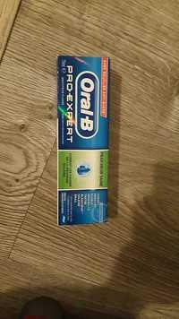 ORAL-B - Pro-expert - Dentifrice fluoré fraîcheur saine