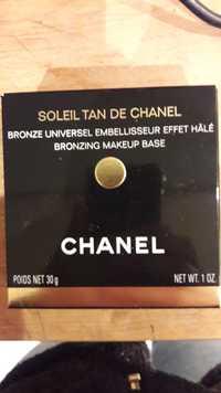 CHANEL - Soleil tan de chanel - Bronze universel embellisseur