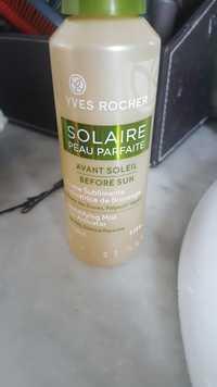 YVES ROCHER - Avant soleil -  Brume sublimante activatrice de bronzage