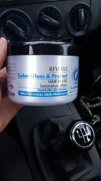 Revuele - Color gloss & Protect - Hair mask
