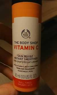 The Body Shop - Vitamine C - Soin coup d'éclat lissant