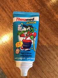 THERAMED - Junior 1-6 ans - Dentifrice goût multi-fruit