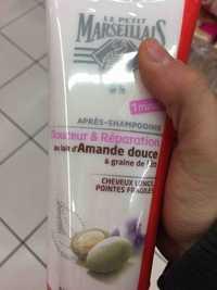 Le petit marseillais - Douceur & réparation - Après-shampooing