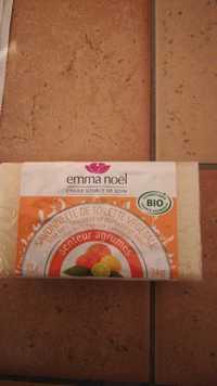 EMMA NOËL - Senteur agrumes - Savonnette de toilette végétale bio