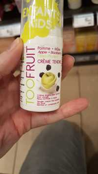 Toofruit - Filmo-protect - Crème tendre enfants