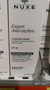 Nuxe - Expert anti-taches SPF 20