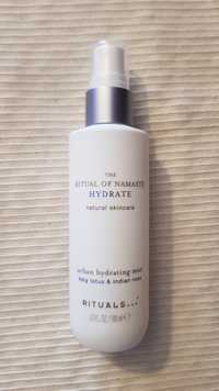 Rituals - The Ritual of Namasté - Urban hydrating mist holy lotus & indian rose