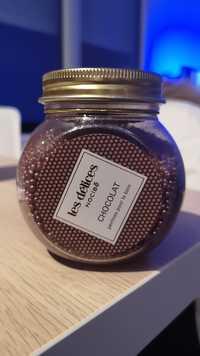 NOCIBÉ - Les délices chocolat - Perlines pour le bain