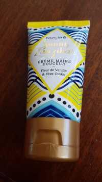 NOCIBÉ - Sunny zanzibar  - Crème main douceur