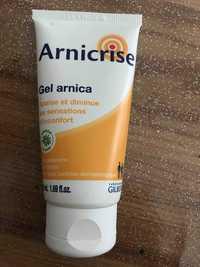 ARNICRISE - Gel arnica apaise et diminue les sensation d'inconfort