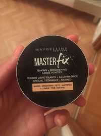 Maybelline - Master fix - Baking + brightening loose powder