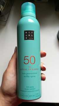 Rituals - The ritual of karma - Sun protection milky spray SPF 50