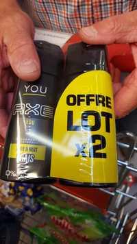 AXE - Déodorant - Body spray