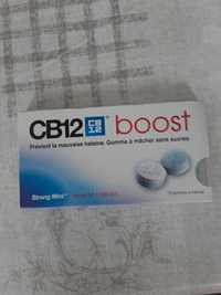 Cb12 - Boost - Gomme à mâcher pour la mauvaise haleine