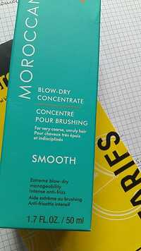 MOROCCANOIL - Smooth - Concentré pour brushing