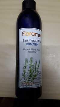 Florame - Eau florale bio de romarin