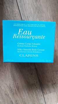 CLARINS - Eau ressourçante - Crème corps veloutée