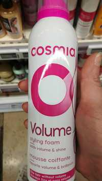 Cosmia - Volume styling foam - Mousse coiffante