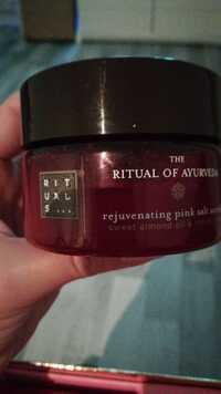 Rituals - The ritual of ayurveda - Rejuvenating pink salt scrub