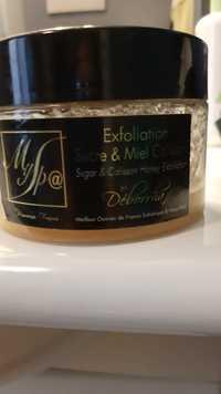 DÉBORRHA - My Spa - Exfoliation sucre & miel calisson