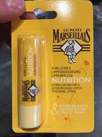LE PETIT MARSEILLAIS - Nutrition - Soin lèvres