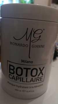 MONARDO GIANNI - Botox capillaire - Masque hydratant à la kératine