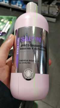 SALON STYLE - Extra curl - Après-shampooing boucles + définition