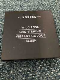 KORRES - Wild rose brightening vibrant colour - Blush