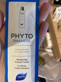 Phyto - Phanere - Shampooing traitant vitalité